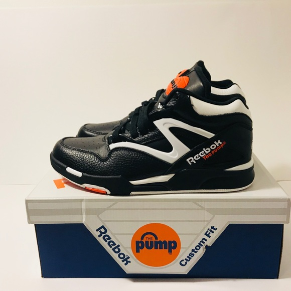 ⛔️SOLD⛔️Reebok Pump Omni lite De Brown Retro Black NWT